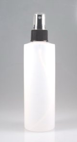 240ml Plastic Bottle with Sprayer