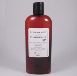 Photo1: Rosemary Mint Conditioner -Fortifying- 240ml (Regular Price:$13.50)