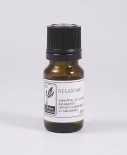 Photo1: -Relaxing- Essential Oil Blend