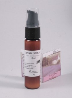 Photo1: Hand Lotion (Rose)