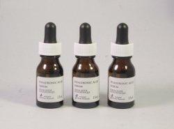 Photo1: Hyaluronic Acid Hydrating Serum 15ml x 3